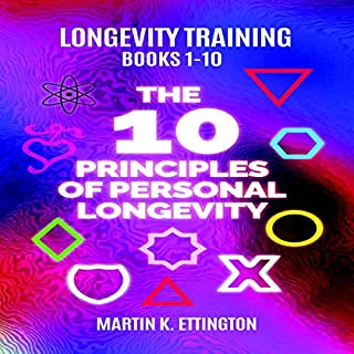 The Personal Longevity Training Series: Books One Thru Ten audiobook cover art