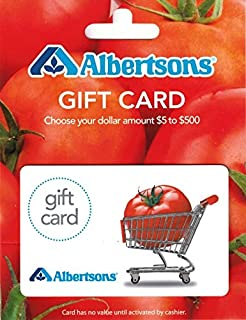 Albertson's Gift Card