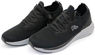 Lumberjack Black Dashing Casual Lace-up Shoes for Men (41 EU, Black)