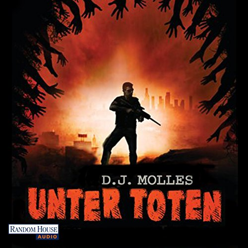 Unter Toten 1 audiobook cover art
