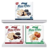 SIMPLE INGREDIENTS: Mrs. Katz is committed to making delicious tasting baked goods using the kinds of simple, everyday ingredients you'd keep in your own home pantry. CONTAINS: You will receive 1 Package of each flavor. Each pack contains 4 individua...