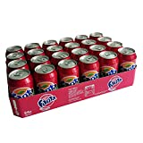 Fanta Strawberry & Kiwi. 24 x 330ml Lata (Fresa & Kiwi)