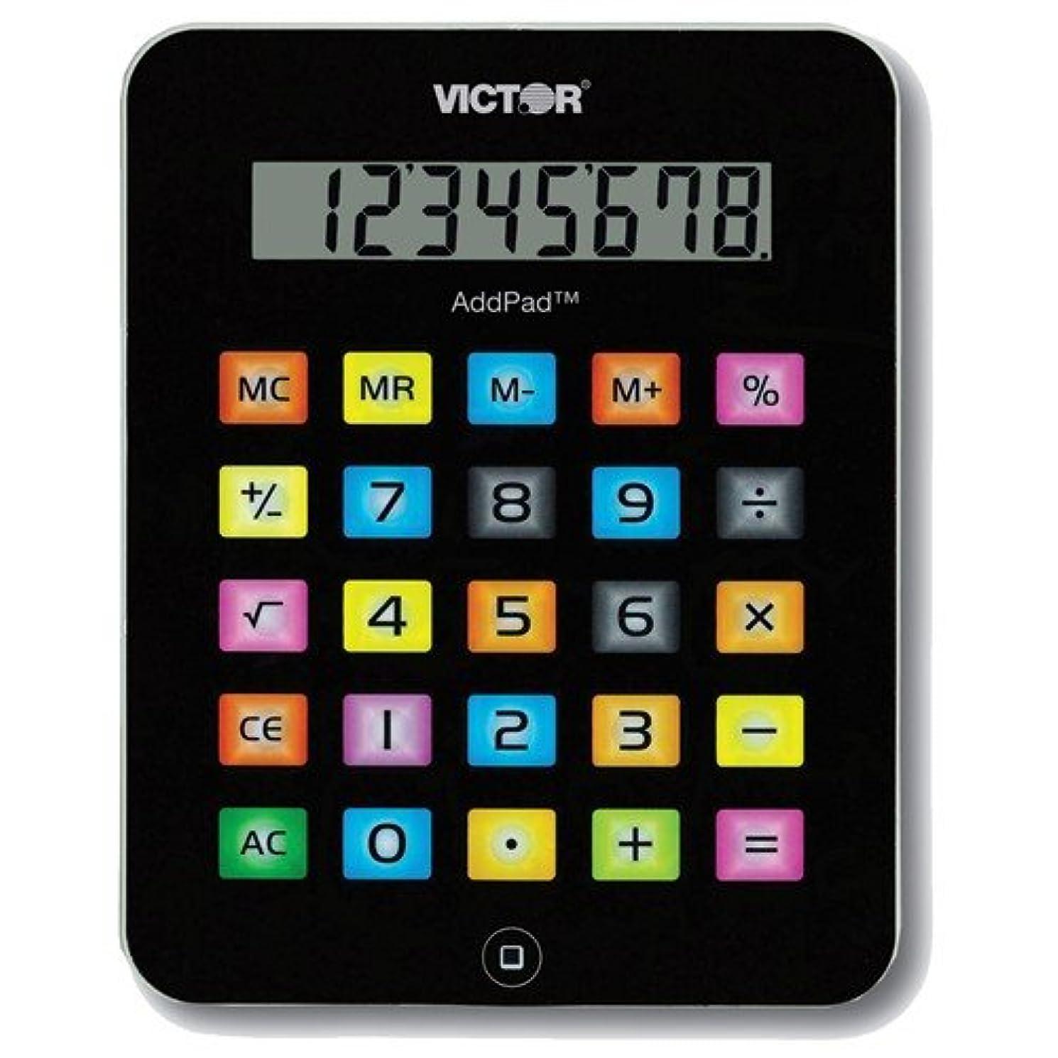 シティ続けるパーツ8 Digit AddPad Desktop Calculator
