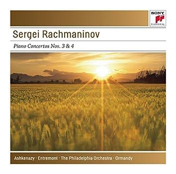Rachmaninov: Piano Concertos No. 3 in D Minor, Op. 30 & No. 4 in G Minor, Op. 40
