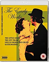 The Early Works of Rainer Werner Fassbinder Love is Colder Than Death, Katzelmacher, The City Tramp, The Little Chaos Region B UK