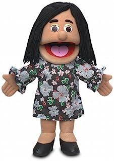 36cm Maria, Hispanic Mom / Teacher, Hand Puppet