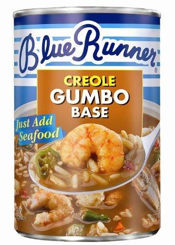 Blue Runner Creole Gumbo Base, 25 Ounce