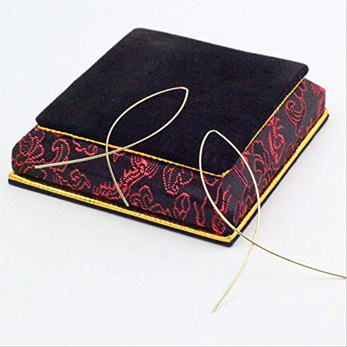 Sieraden voor vrouwenVis vormige Stud eenvoud oorbellenkoperdraadhandgemaakte oorbel voor vrouwen oorbellen vrouwelijke geometrischee019 goud