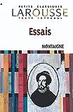 Essais - Essais (1580) - Larousse - 02/09/2002