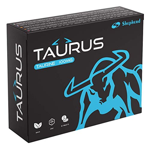 Taurus 100mg 30 Tablets | Immediate Effect, Maximum Duration, Without Contraindications, 100% Natural
