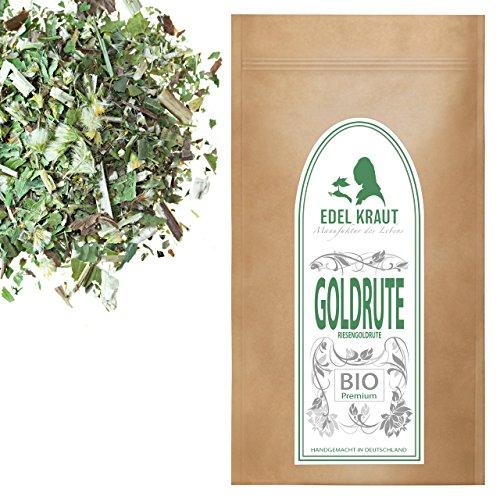 EDEL KRAUT   BIO Riesen Goldrutenkraut Tee - Premium Goldrute 500g