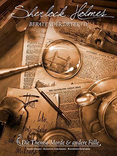 Sherlock Holmes - Beratender Detektiv: Die Themse-Morde & andere Fälle