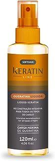 Keratin Line (Queratina Líquida) Softhair - 120ml, Soft Hair