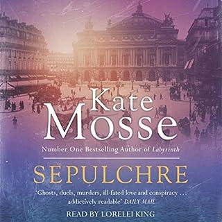 Sepulchre                   De :                                                                                                                                 Kate Mosse                               Lu par :                                                                                                                                 Lorelei King                      Durée : 20 h et 34 min     2 notations     Global 4,5