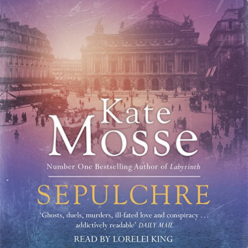 Sepulchre                   By:                                                                                                                                 Kate Mosse                               Narrated by:                                                                                                                                 Lorelei King                      Length: 20 hrs and 34 mins     359 ratings     Overall 4.0