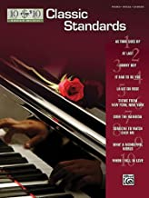 Classic Standards: 10 for $10 Sheet Music Series