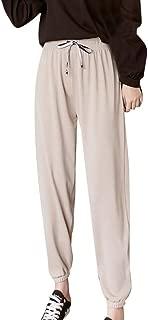 Snowlike Trousers for Ladies,Fashion Women Plus Velvet Plus Size Trouser Casual Harem Pants Outdoor Warm Trousers