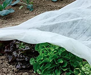 Frost Protection HGmart Floating Row Cover,Plant Blanket,0.9oz Fabric of 6x25ft