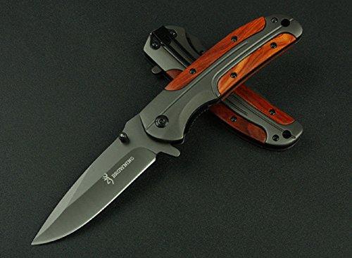 FARDEER KNIFE 440 Acciaio Coltello pieghevole di alta qualità DA43