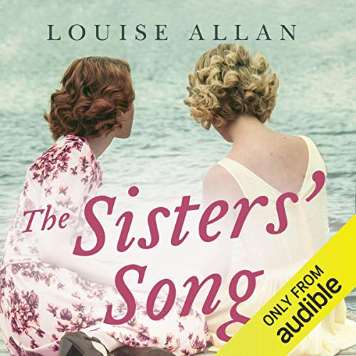 The Sisters' Song audiobook cover art