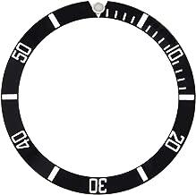 Bezel Insert Aluminum for Rolex Submariner Black 16610LV