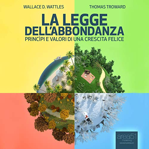 Titolo: La Legge Dell'Abbondanza [The Law of Opulence] audiobook cover art