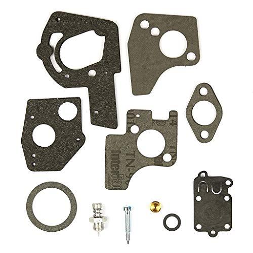 Kit de reacondicionamiento del carburador Reemplaza 495606 y 494624