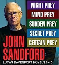John Sandford Lucas Davenport Novels 6-10 (A Lucas Davenport Novel)