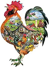 Best 1000 piece shaped jigsaw puzzles Reviews