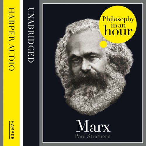 Marx: Philosophy in an Hour cover art