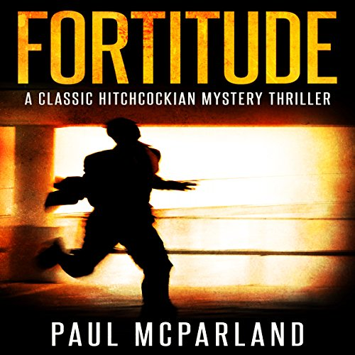 Fortitude audiobook cover art