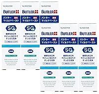 サンスター(SUNSTAR) バトラー(BUTLER) マイルドペースト 25g × 6本 医薬部外品
