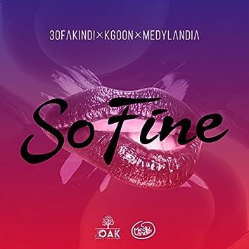 So Fine (feat. Kgoon & Medylandia)