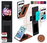 Hülle für Alcatel Idol 4S Tasche Cover Case Bumper  