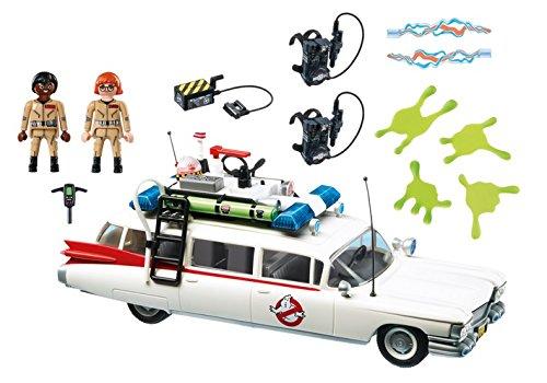 Achetez la Voiture Playmobil Ghostbusters Ecto-1 Véhicule - 9220 - 4