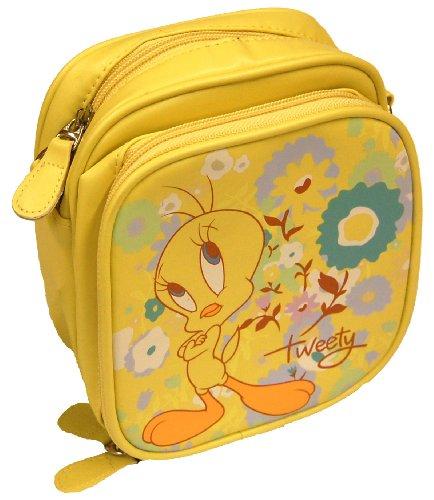 Looney Tunes - Bolso cruzados para mujer amarillo