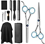 Best Scissors Barbers - Barber Shears Hair Cutting Scissors, Stainless Steel Hairdressing Review