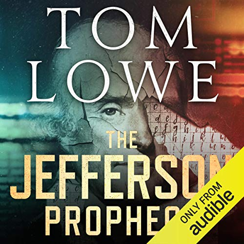 The Jefferson Prophecy audiobook cover art