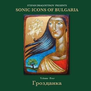 Grozdanka Sonic Icons Of Bulgaria, vol4