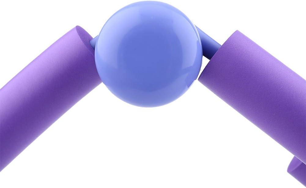 VGEBY1 Ejercitador de piernas Thighmaster m/áquina de Ejercicios de t/óner para musculaci/ón y musculaci/ón para Muslos Caderas Brazos