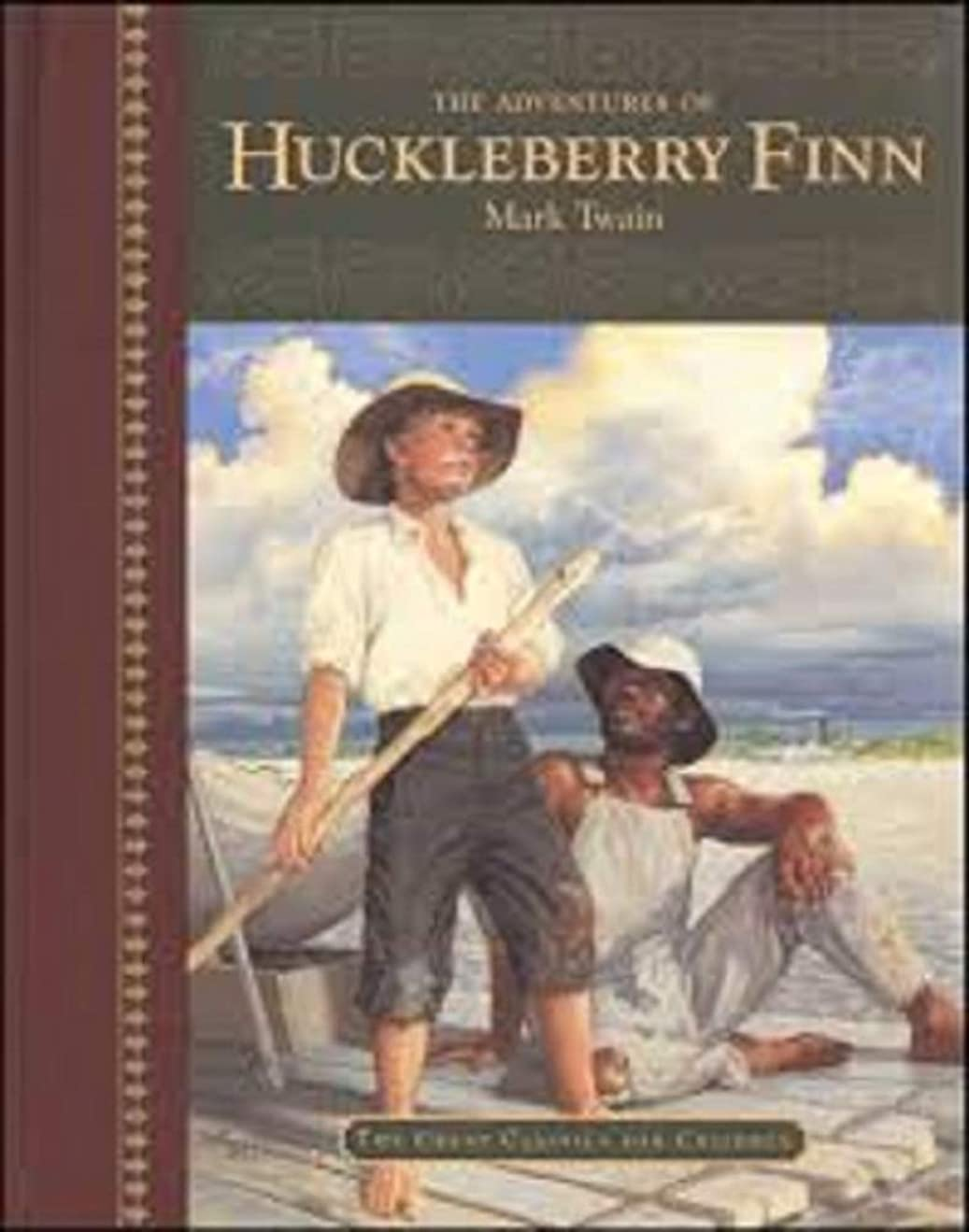 反逆覗く花瓶ADVENTURES OF HUCKLEBERRY FINN (English Edition)