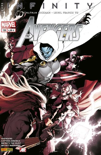 Avengers 2013 013 Infinity Cover Librairie