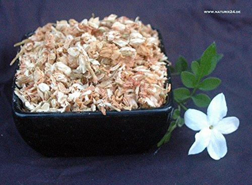 Naturix24 – Jasminblüten ganz – 100g Beutel