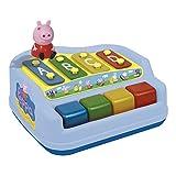 CLAUDIO REIG - Xilófono-Piano con Figura Peppa Pig en Estuche, 4 Notas (2326)