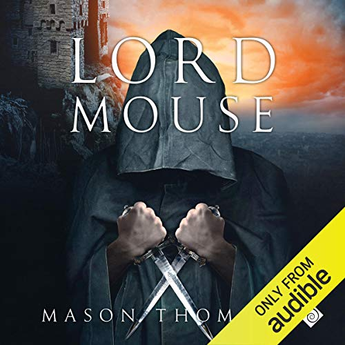 Lord Mouse audiobook cover art