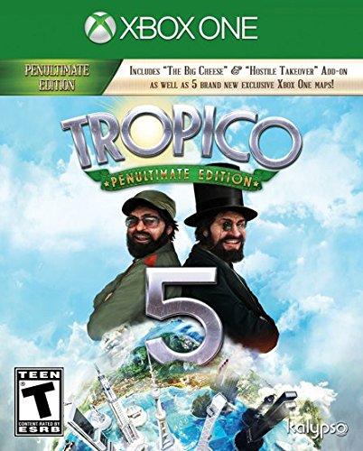Tropico 5 - Penultimate Edition - Xbox One by Kalypso Media