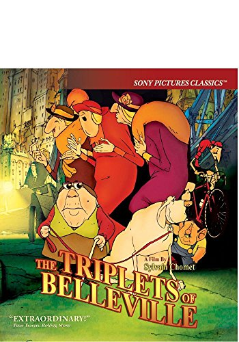 Triplets Of Belleville [Blu-ray]