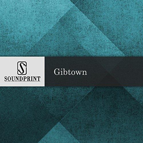Gibtown audiobook cover art