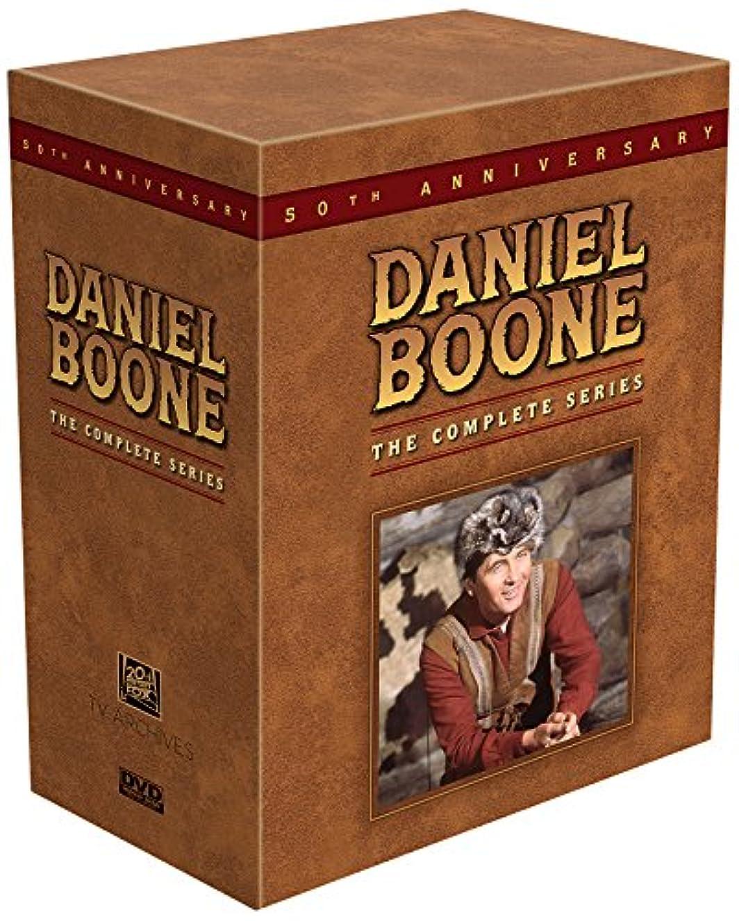 Daniel Boone: The Complete Series