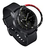 Ringke Bezel Styling para Galaxy Watch 42mm / Gear Sport, Bisel Anillo Cubrir Anti-rasguños Proteccion - [Aluminio] GW-42-10